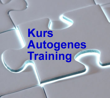 Autogenes Training, Kurse, Entspannung, Stresssituation